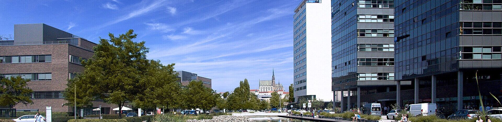 TRESCON Brno - auch in der Tschechei arbeiten TRESCON-Consultants auf höchstem Niveau! TRESCON - Personalberatung, Personalsuche - more than executive search