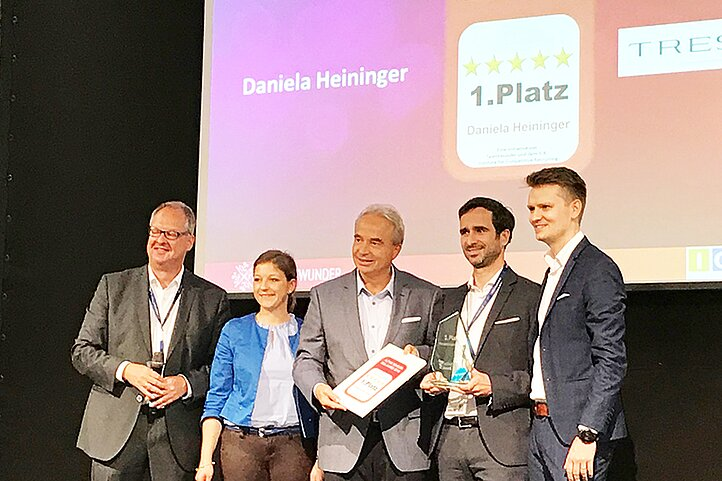 TRESCON holt den Active Sourcing Award 2018