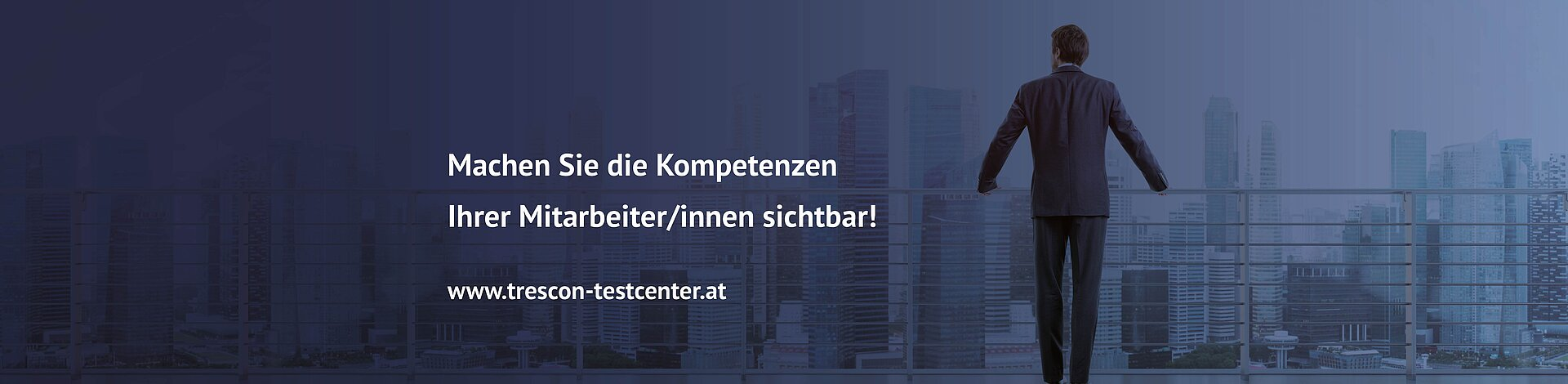 [Translate to English:] TRESCON TestCenter